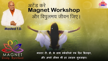 Magnet | Truly Spiritual | Workshop in Ahmedabad