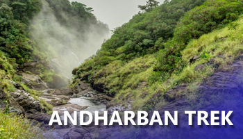 Andharban Forest Trek 27th 28th October 2018