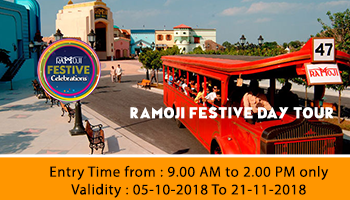 Ramoji Festive Day Tour