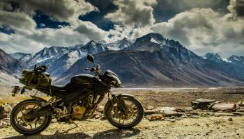 Spiti Valley Biking Expedition.