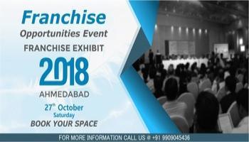 FRANCHISE EXHIBIT 2018 AHMEDABAD