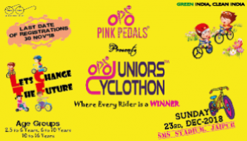 JUNIORS CYCLOTHON
