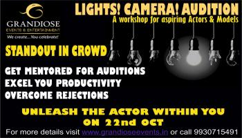 Lights | Camera | Audition