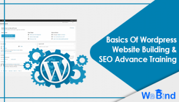 Wordpress Website Building and SEO Advance Training