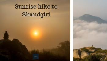 Trek to Skandgiri - With Proper Permission