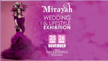 Mirayah Exhibition - Hyderabad