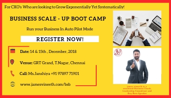 Business Scale-Up Bootcamp