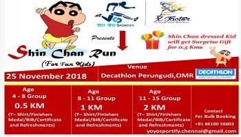 Shin Chan Run (For Fun Kids)