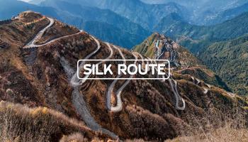 MAJESTIC SILK ROUTE - 5 Nights/6 days/ 19 - 24 November - Move Wanderlust
