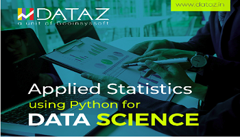 APPLIED STATISTICS USING PYTHON FOR DATA SCIENCE