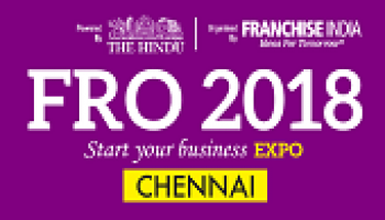 Franchise and Retail Opportunities Show- Chennai 2018