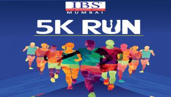 IBS Mumbai Swasth Bharat Run