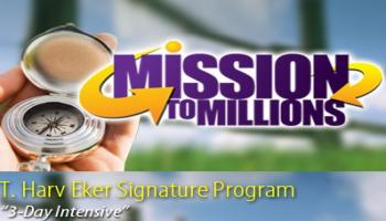 Missions To Millions Jan 25 -27, 2019