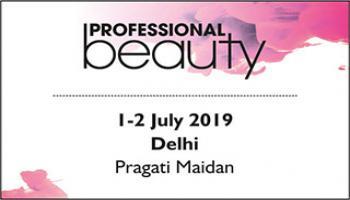 Professional Beauty Delhi 2019