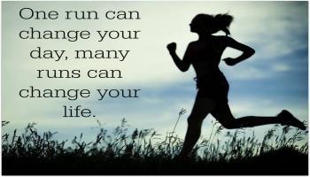 Joy of running @ Decathlon Hosur Road