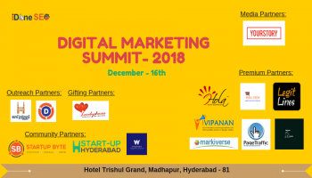 Digital Marketing Summit - 2018