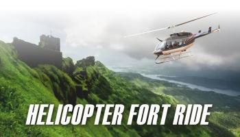 Helicopter Fort ride @Sinhagad