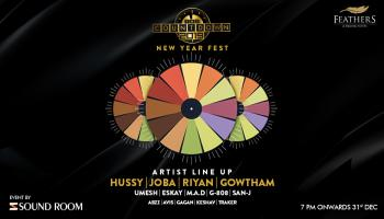 THE COUNTDOWN  NYE PARTY 2019