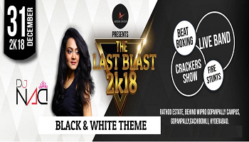 The Last Blast 2k18 (New Year event)