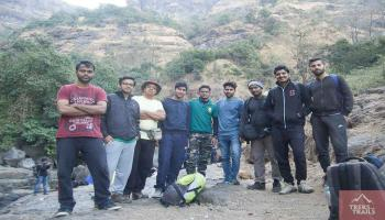 Sandhan Valley Trek and Camping on 21st 22nd 23rd December 2018