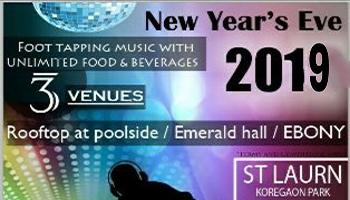 New Year EVE at EBONY