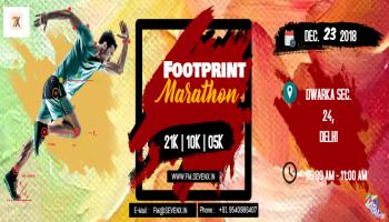 Footprint Marathon