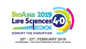 Invited Guest Participation @ BioAsia 2019
