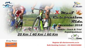 X MAS Celebration Ride