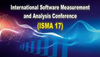 17th IFPUG International Software Measurement and Analysis (ISMA17) Conference Venue:  Vivanta by Taj, M.G Road, Bengaluru, India