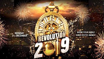 Revolution 2019 @ Cuba Libre, Seasons Mall