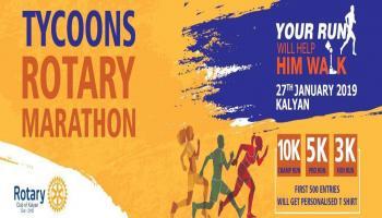 Tycoons Rotary Marathon