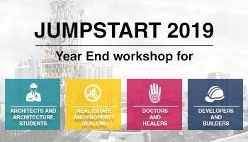 Jumpstart 2019 - Extraordinary Knowledge on Human and Vastu Energies