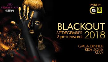 BLACKOUT 2018 BY DJ NIHAR (New Year Celebration)