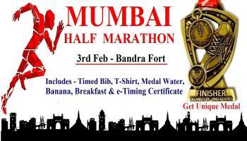 Mumbai Half Marathon - 3rd Edition