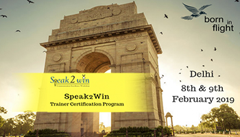 Speak2Win Trainer Certification for Freelance Trainers