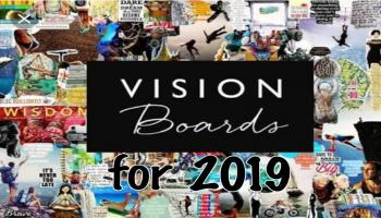 Vision Boards for 2019
