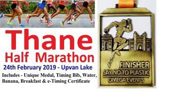 Thane Half Marathon - 2nd Edition