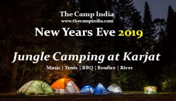 New Years Eve - Jungle Camping Neral