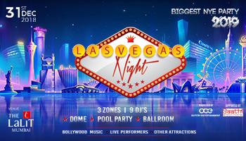 The Lalit Mumbai - Las Vegas Night