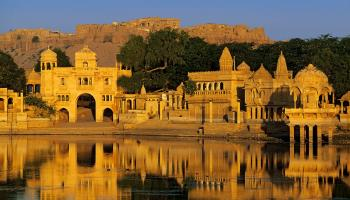 Jaisalmer with Wander Womaniya