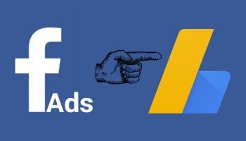 Facebook Ads to Google Adsense