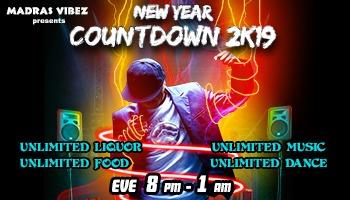 New Year Countdown 2k19