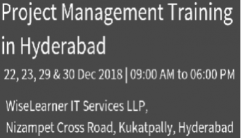 Best Training for Project Management Program with Best Trainers in the Hyderabad