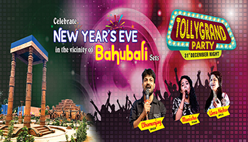 New Year 31st Eve Party at Ramoji Film City