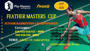feather masters cup-season 05