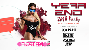 Year End Party 2K18 By Revolution