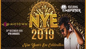 Nye 2019 at Midtown Viman Nagar