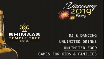 Discovery 2019 Party at Bhimaas
