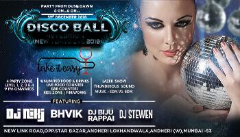 Disco Ball 4 Edition
