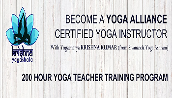 200 Hour Yoga Teacher Training Program